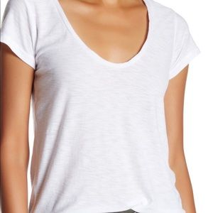James Perse white T'shirt